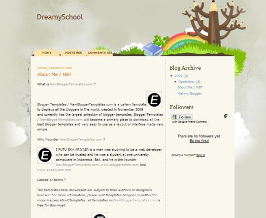 DreamySchool