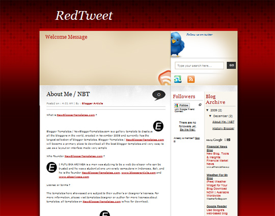 RedTweet
